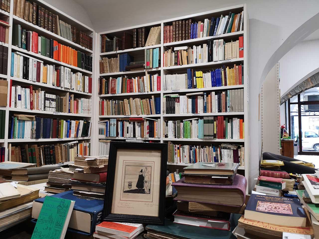 libreria dedalus e minotauro la libreria a Trieste
