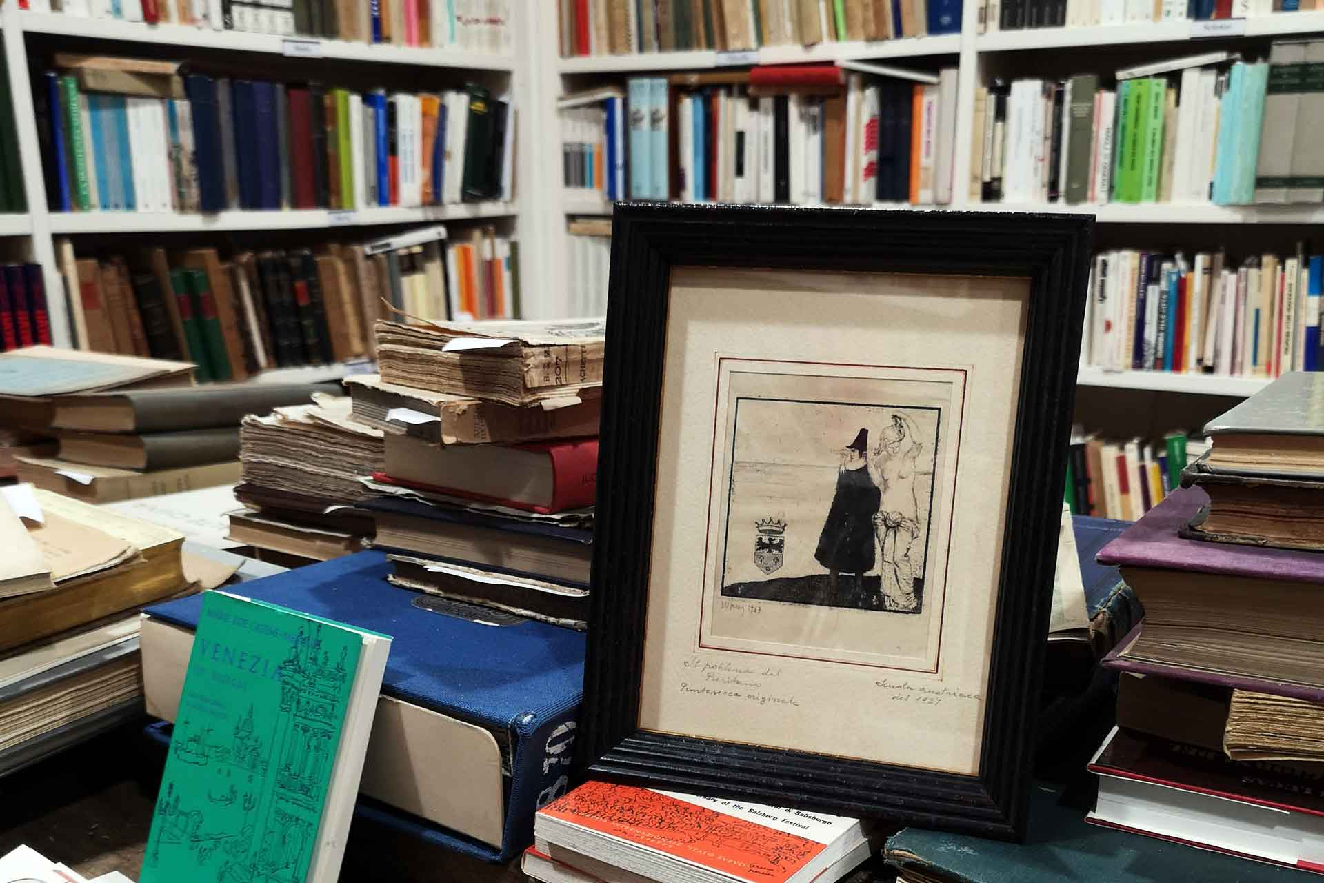 libreria dedalus a Trieste