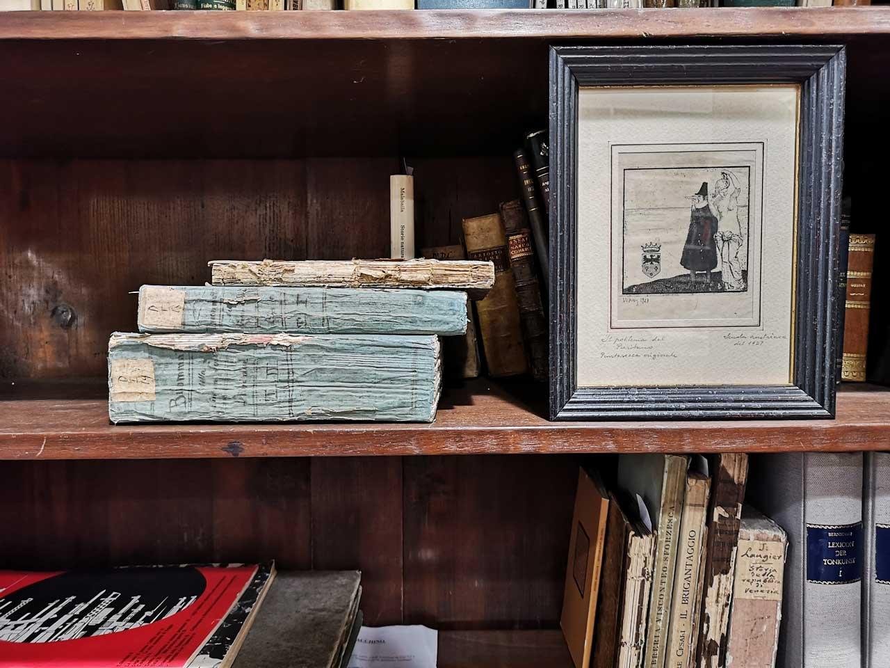 minotauro-la-libreria a Trieste